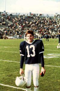 Skip Dreibelbis PSU vs Pitt 1986